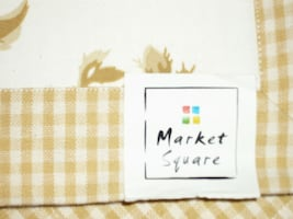 Kitchen Country theme 'Market Square' table dinner