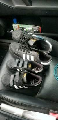 Adidas new size are on pictures  Calgary, T2A 3W6