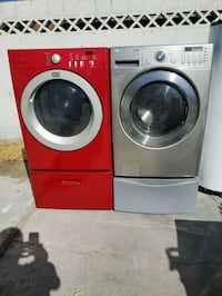 washer and gas dryer  North Las Vegas, 89030