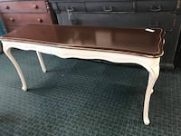 brown and white wooden table Indianapolis, 46234