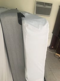 white and black bed mattress Tallahassee, 32312