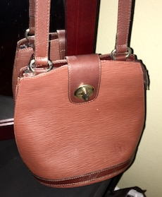 Colombian Boots & Bags Leather Handbag