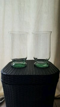 Hurricane Glass Candle Holders Kitchener, N2E 2H3