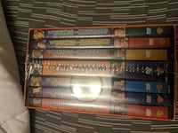 assorted-title DVD case lot 3150 km