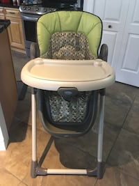Graco High Chair  Guelph, N1G 4M3