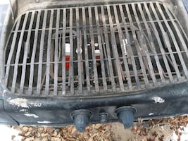Used propane bbqgrill