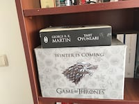 Game of thrones  kitap İstanbul, 34762
