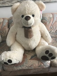 Huge Plush Bear (new) null