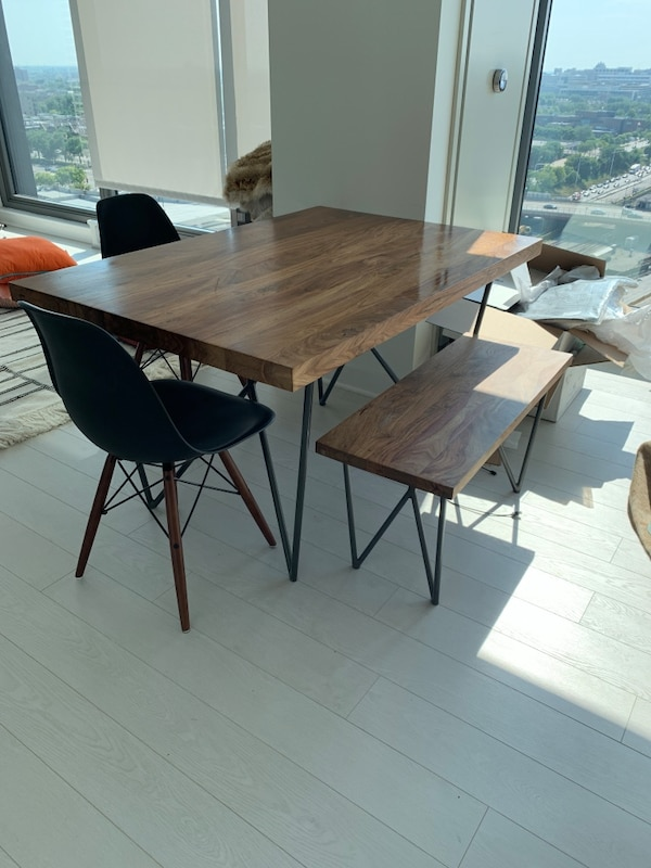 Cool Cb2 Dylan Dining Table Bench Caraccident5 Cool Chair Designs And Ideas Caraccident5Info