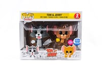 Funko pop Tom and Jerry Flocked Limited edition Manassas Park, 20111