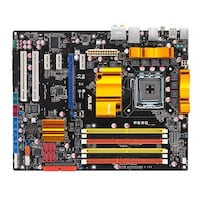 Asus P5QC P45 775 Pin DDR3-DDR2 8429 km