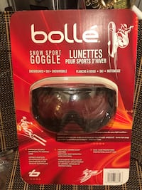 Bolle snow sport goggle  Barrie, L4N 1J7