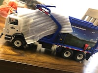 "MACK FRONT LOAD REFUSE TRUCK. ""KEEP AMERICA BEAUTIFUL"" Laurel, 20707"