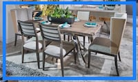 Wood Dining Table w/ 6 chairs Los Angeles, 90094