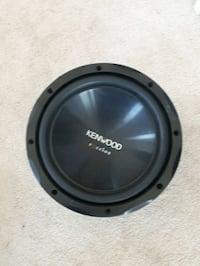 black and gray Pioneer subwoofer Cambridge, N3H 5L5