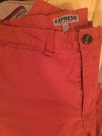 EXPRESS Orange Jeans Leesburg, 20176