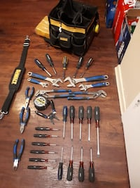 $250 obo Hand Tools For HVAC & Electrical