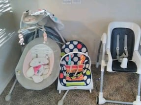 Graco Electric baby swing/rocker/etc