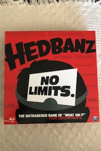 Headbands 'no limits' party game for adults