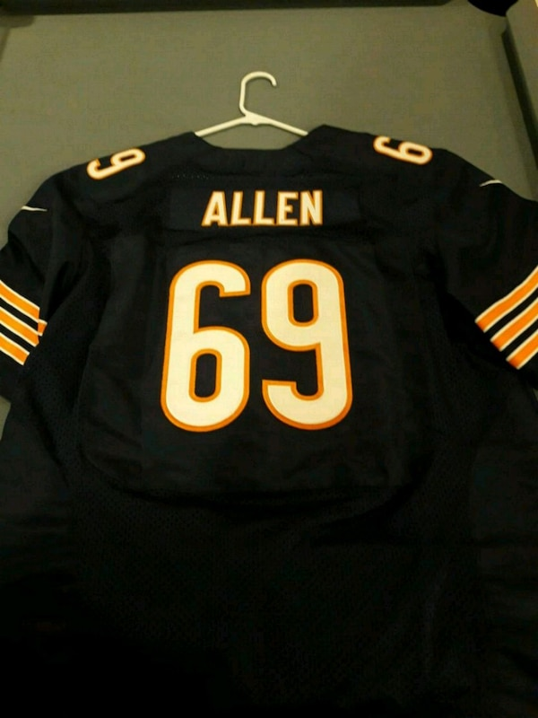 reputable site 1bf6b 863df Chicago Bears Jared Allen Jersey