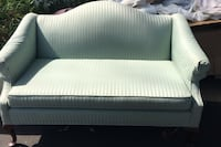 Couch for 2 seats  sage green color Gaithersburg, 20877