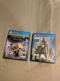 Two PS4 Games like new  Alexandria, 22310
