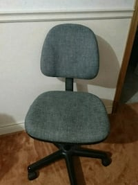 Comfortable padded computer chair