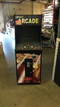 Classic Arcade Machine with tons of games!!! Carson, 90745
