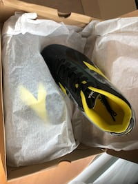Brand new cleats