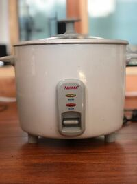 Aroma Rice Cooker - Rice And Vegetable Steamer Price: $20 Or Best Offer Los Angeles