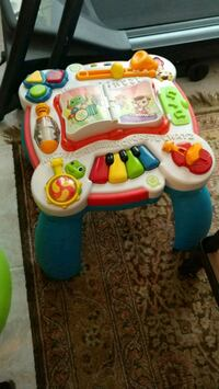 Leap Frog Activity Table Melbourne, 32901