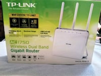 New router in box, never opened Plant City, 33565