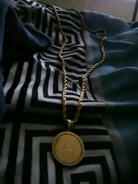 Gold plated versace chain San Antonio, 78260