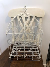 Super Cool Metal Decorative Bird Cage! Sandy, 84094