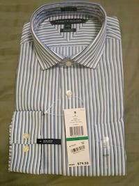 Tommy Hilfiger dress shirt  Blue Ash