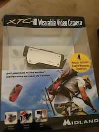 Action HD video camera New $10