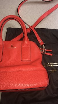 Orange kate spade medium bag Washington, 20001