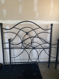 Full size Headboard and footboard... rails not included!  Porterville, 93257