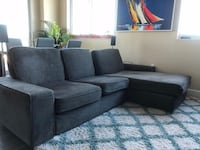 IKEA sectional null
