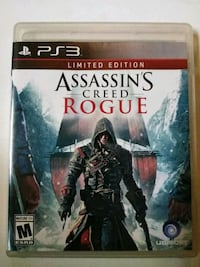 Assassin's Creed PS3 game case Pensacola