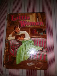 Little Women Vintage Book