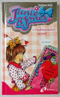 Libro: Junie b. Jones i l'admirador secret Barcelona