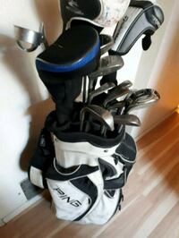 black and white golf bag Calgary, T2B 1M3