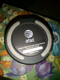 At&T Portable Bluetooth speaker