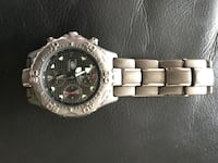 Fossil water solid titanium water proof up to 600 feet
