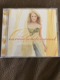 Carrie Underwood CDS WENTZVILLE