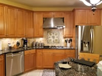Kitchen cabinets - Solid maple wood $1495 or best offer Warren, 07059