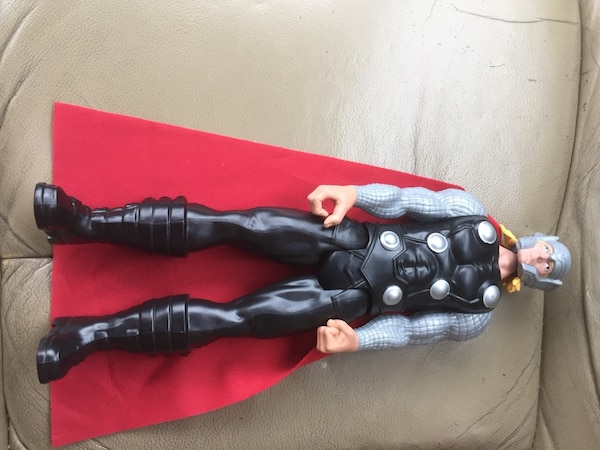 Thor 12 inches in size