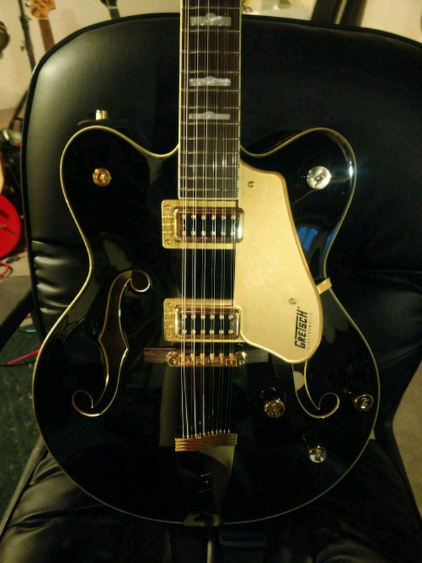 Gretsch 12 string electric guitar.