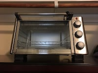 Black and decker toaster oven Raleigh, 27607